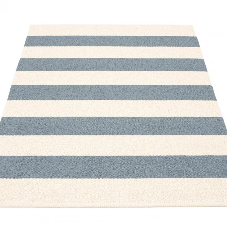 Pappelina Bob Large Rug - Storm