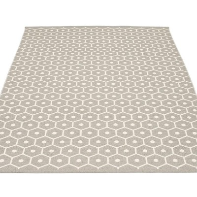 Pappelina Honey Large Rug - Warm Grey