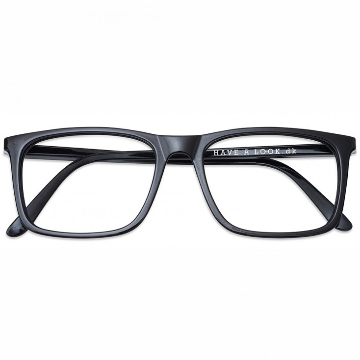 Have A Look Reading Glasses - Type A - Black