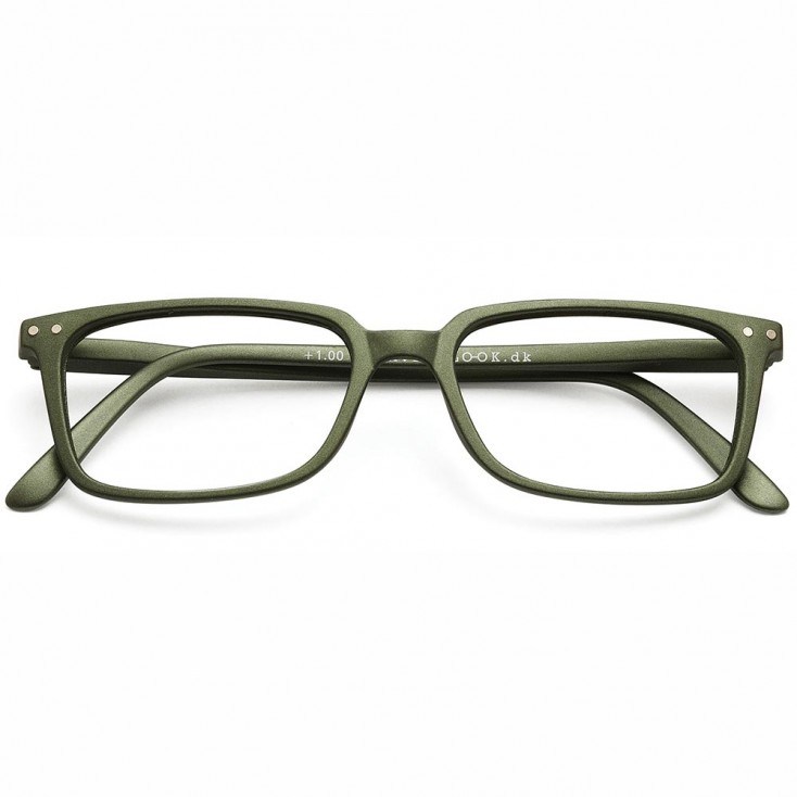 Have A Look Reading Glasses - Classic - Army