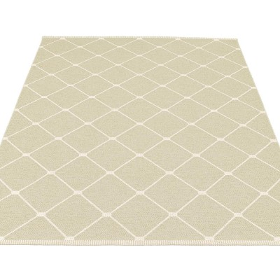 Pappelina Regina Large Rug - Seagrass