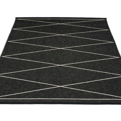 Pappelina Max Large Rug - Black