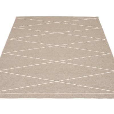 Pappelina Max Large Rug - Mud