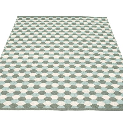 Pappelina Dana Large Rug - Army