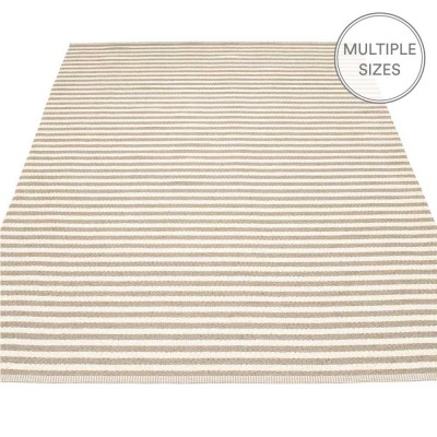 Pappelina Duo Large Rug - Mud