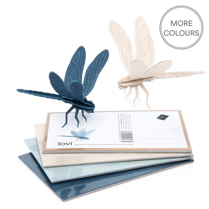 Lovi Birch Ply Dragonfly