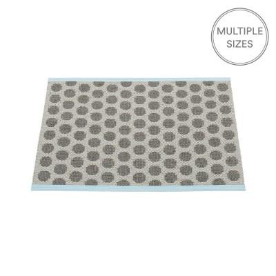 Pappelina Noa Charcoal & Warm Grey Mat - 70 x 50 cm