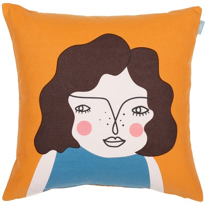 Spira Face Cushion Cover - Dagny