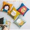 Spira Face Cushions