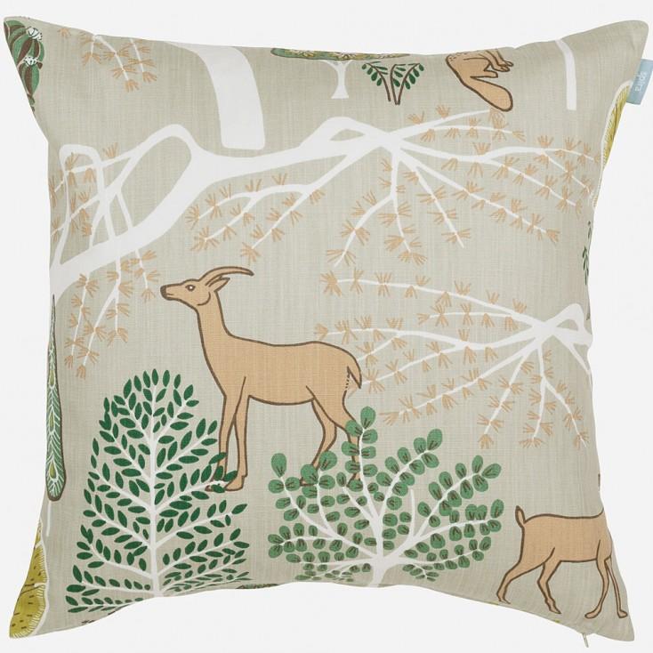 Spira Sagoskog Cushion Cover - Green