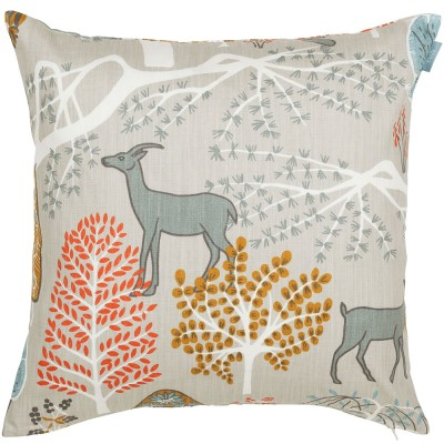 Spira Sagoskog Cushion Cover - Mustard