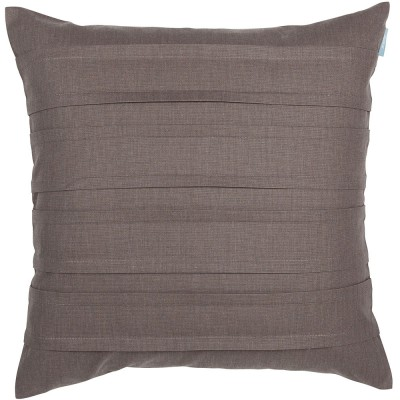Spira Pleat Cushion - Mocha