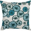 Spira Taro Cushion - Blue