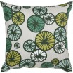 Spira Taro Cushion - Green