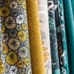 Scandinavian Fabric - Spira Sakura Mustard