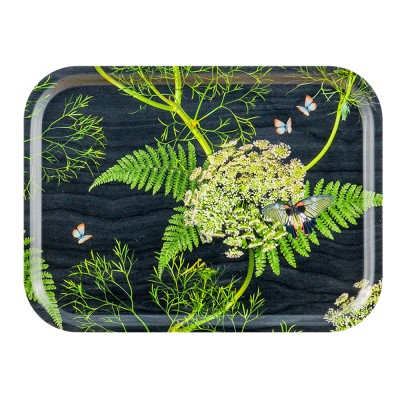 Ary Trays Black Dill Breakfast Tray