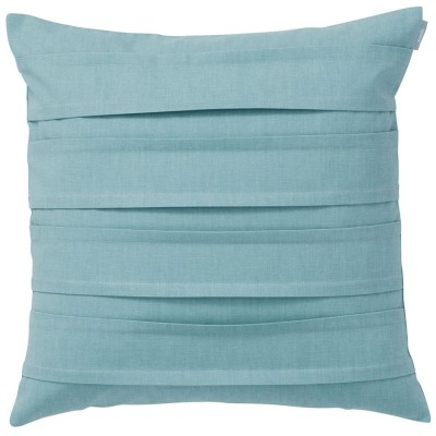 Spira Pleat Cushion Cover - Sky