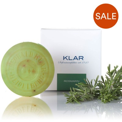 Klar's Rosemary Bath Soap