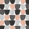 Fabric Remnant - Sokeri Pink - 1 Metre