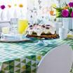 Scandinavian Fabric - Spira Jaffa Green