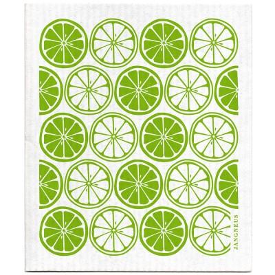 Jangneus Green Citrus Dishcloth