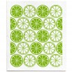 Jangneus Green Citrus Dishcloth