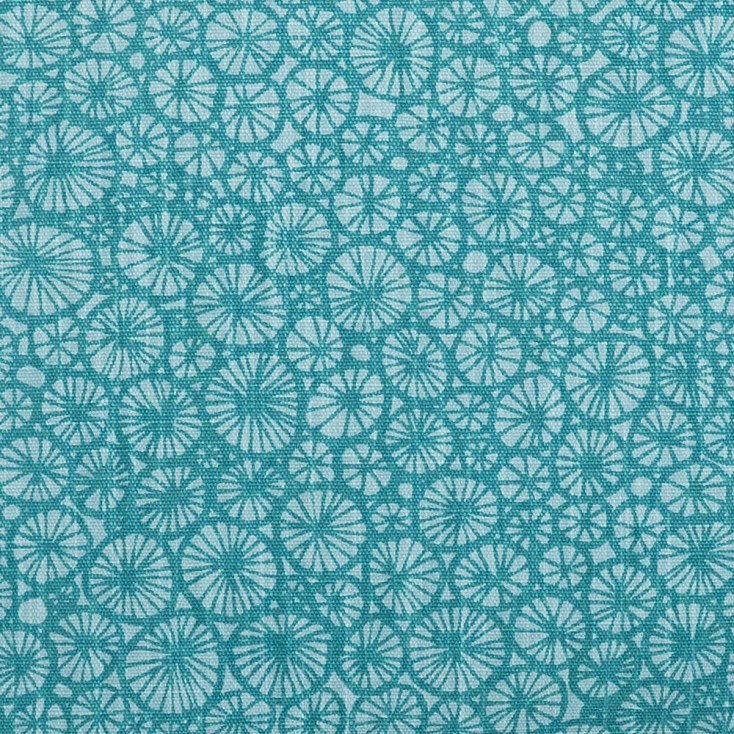 Scandinavian Fabric - Spira Sakura Blue