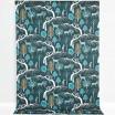 Scandinavian Fabric - Spira Sagoskog Blue Full 150 cm Width