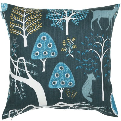 Spira Sagoskog Cushion Cover - Blue