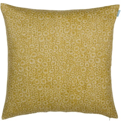 Spira Sakura Cushion Cover - Mustard