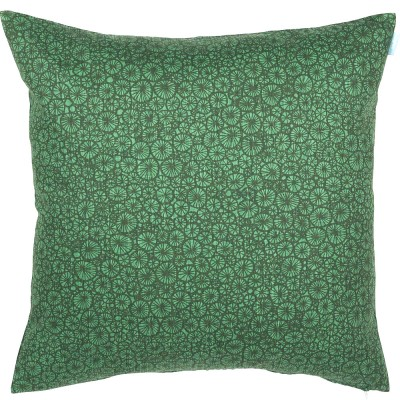 Spira Sakura Cushion Cover - Green