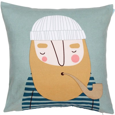 Spira Face Cushion Cover - Ebbot