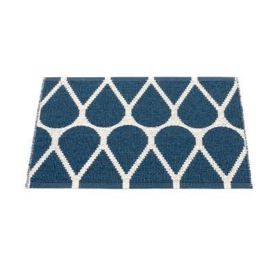 Pappelina Otis Small Mat - Ocean Blue