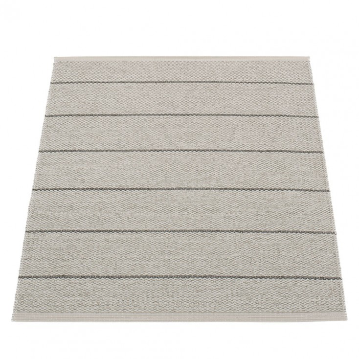 Pappelina Carl Small Mat - Warm Grey Side