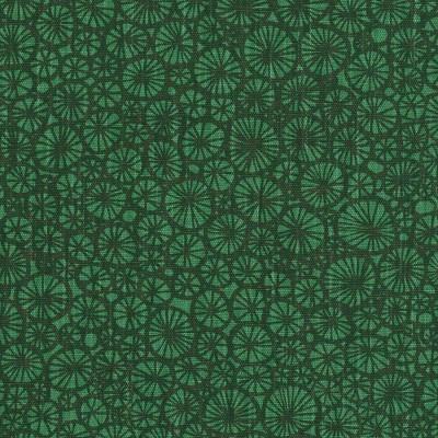 Scandinavian Fabric - Spira Sakura Green