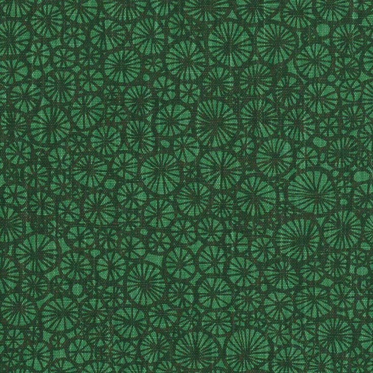 Scandinavian Fabric - Spira Sakura Green