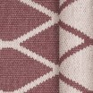 Pappelina Otis Small Mat - Rose Taupe