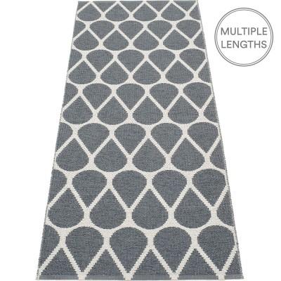 Pappelina Otis Runner - Granit & Fossil Grey 70 x 200 cm