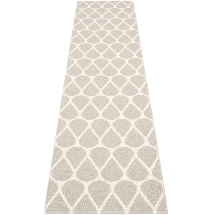 Pappelina Otis Runner - Linen & Vanilla 70 x 320 cm