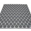 Pappelina Otis Large Rug - Granit 180 x 275 cm