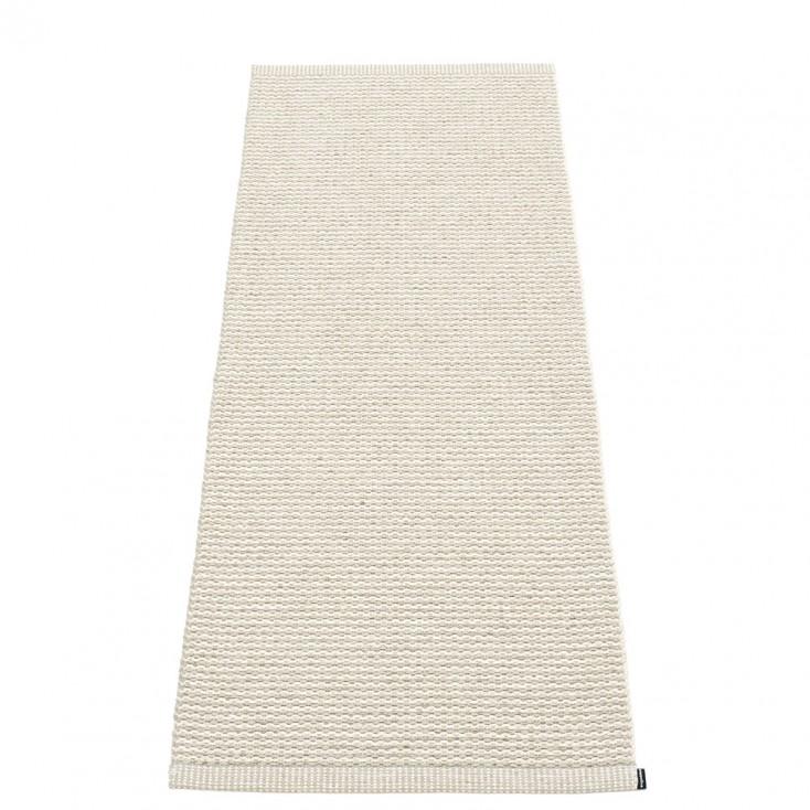 Pappelina Mono Linen : Vanilla Runner - 60 x 150 cm