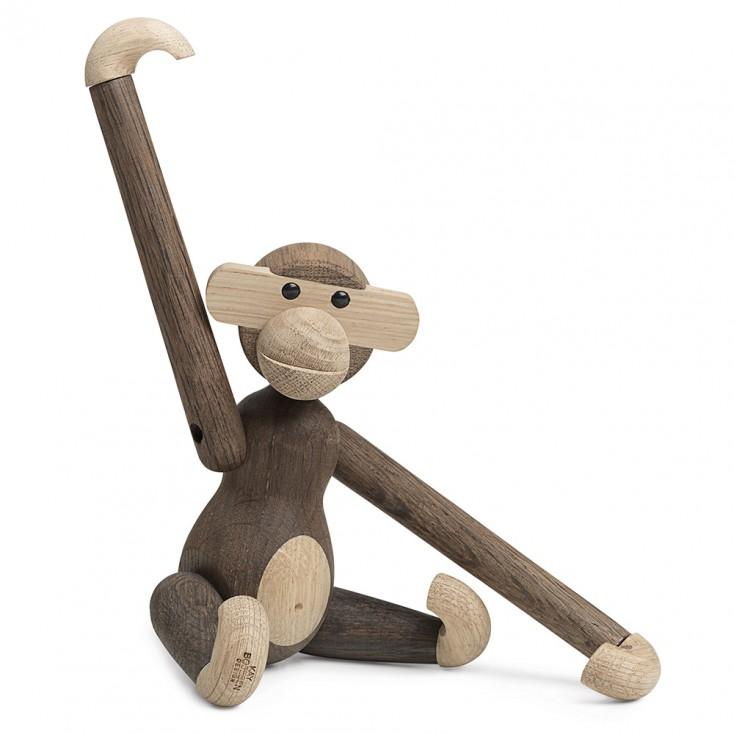 Kay Bojesen Monkey By Rosendahl - Smoked Oak