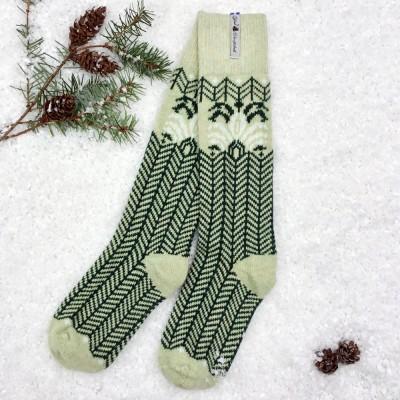 Öjbro Swedish Wool Socks - Inez