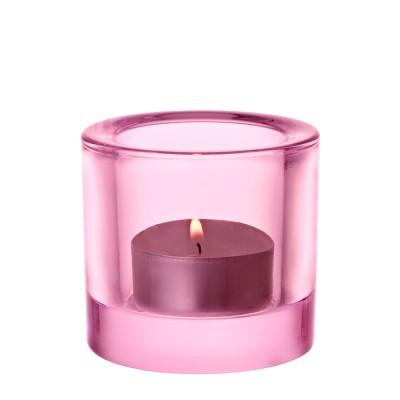 Iittala Kivi Pale Pink Tealight Holder
