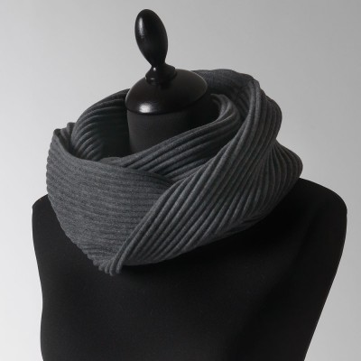 Design House Stockholm Pleece Snood - Dark Grey