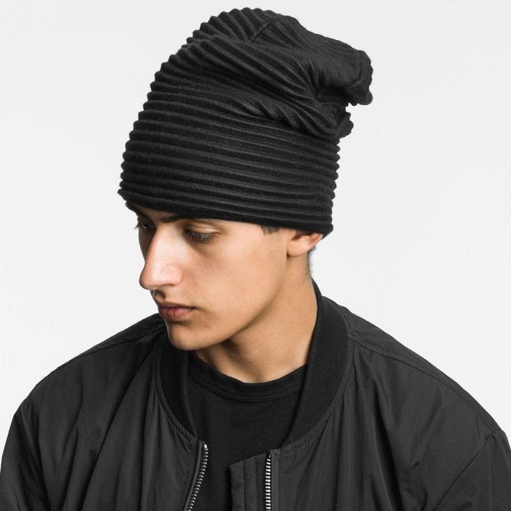 Design House Stockholm Pleece Beanie - Black