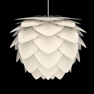 Vita Aluvia Lamp Shade - Pearl Mini