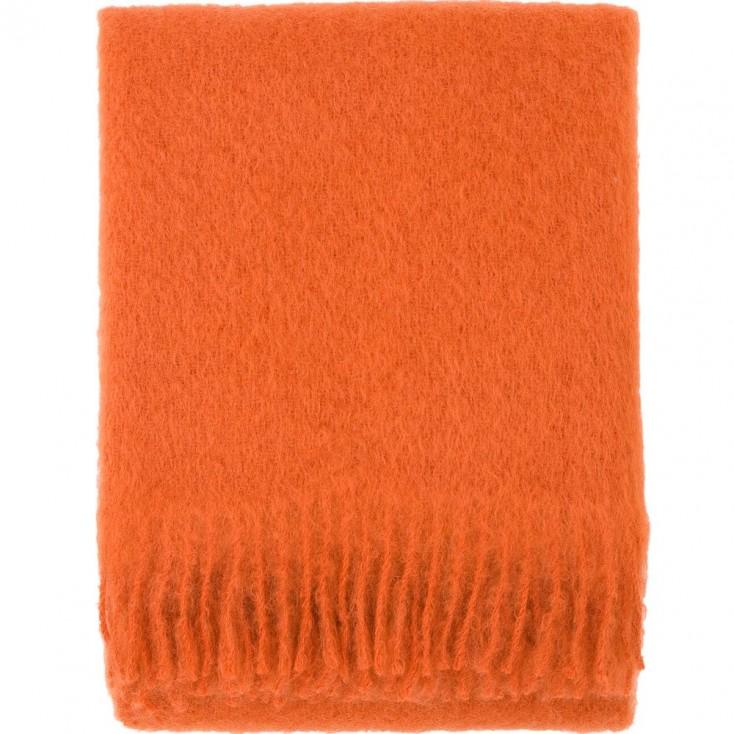 Lapuan Kankurit Saaga Mohair Blanket - Orange