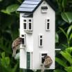 Wildlife Garden Swedish Bird House & Feeder