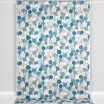 Scandinavian Fabric - Spira Maskros Blue - Full Width